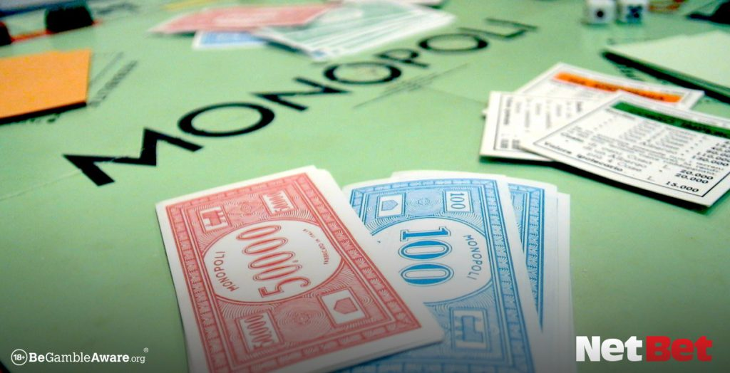 monopoly board classic game