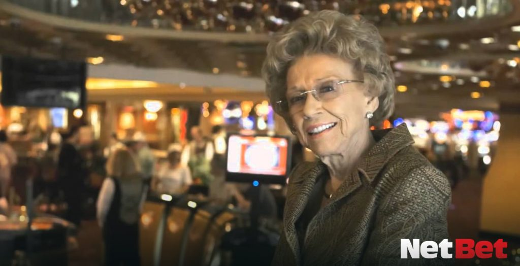 Claudine Williams is one of those big female gambler names