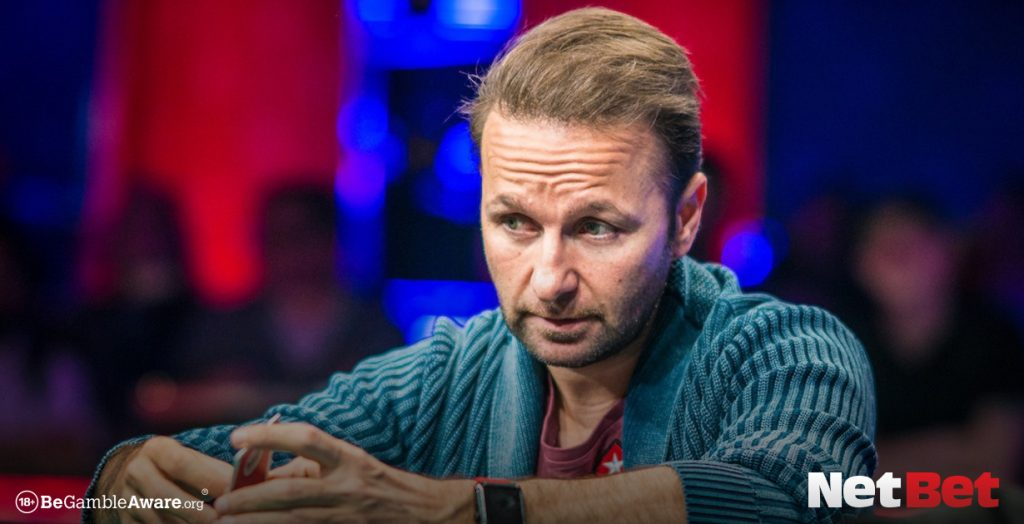 Daniel Negreanu is currently the best poker player in the world