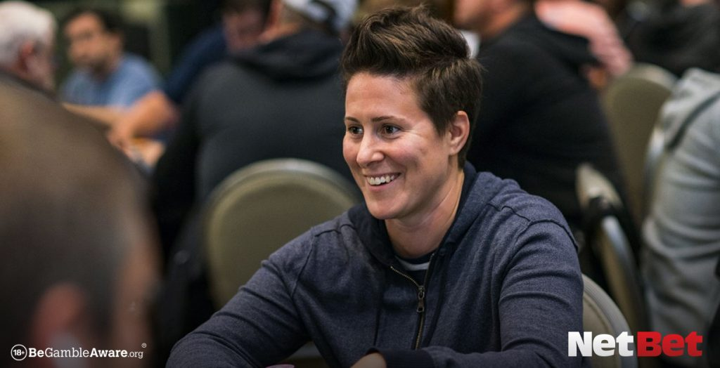 Vanessa Selbst is the only woman to top the top poker players list