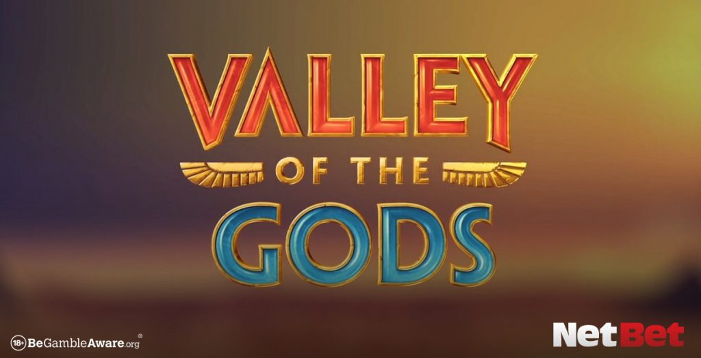 valley of the gods egyptian slots