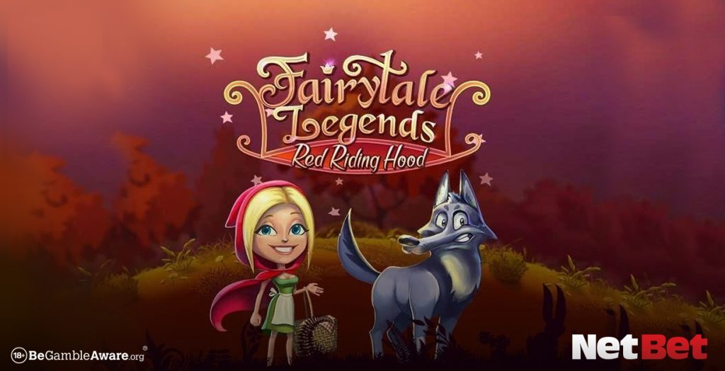 Red Riding Hood best fairy tale slot games
