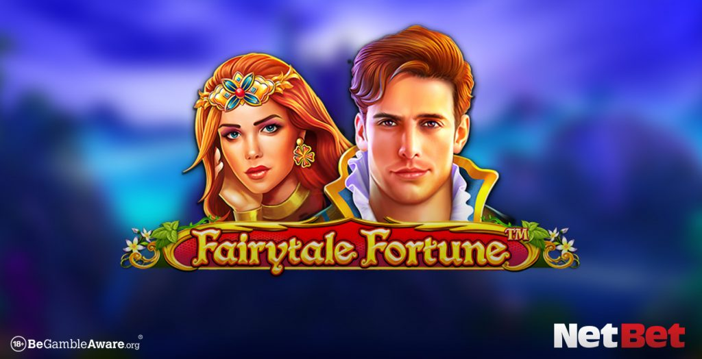 Fairytal Fortune: an awesome fairy tale themed slot
