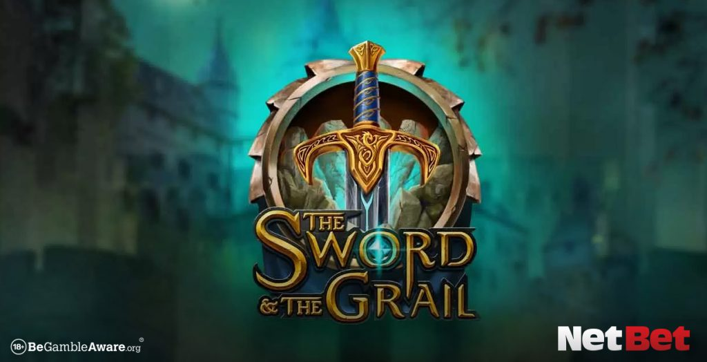 The Sword and the Grail - fairy tale themed slot