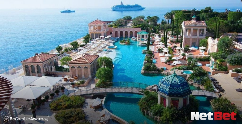 Monte Carlo - the gambling capital of Europe