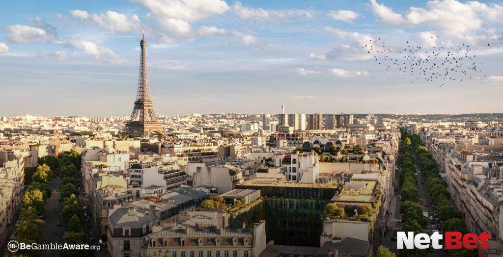 Paris is one of the most desirable gambling destinations
