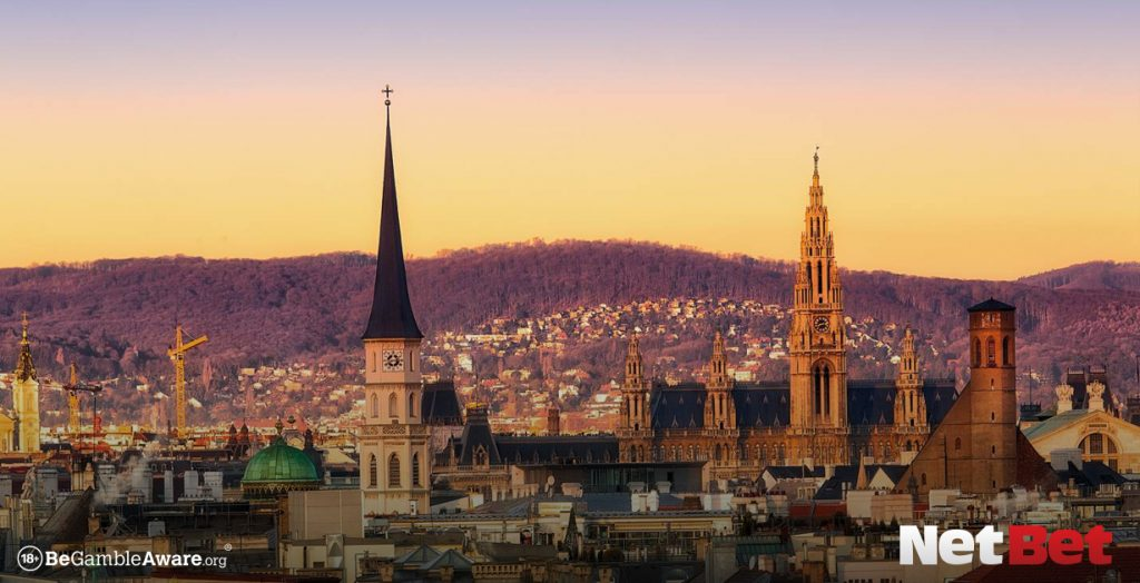 Vienna is one of the best cities for casino tourism