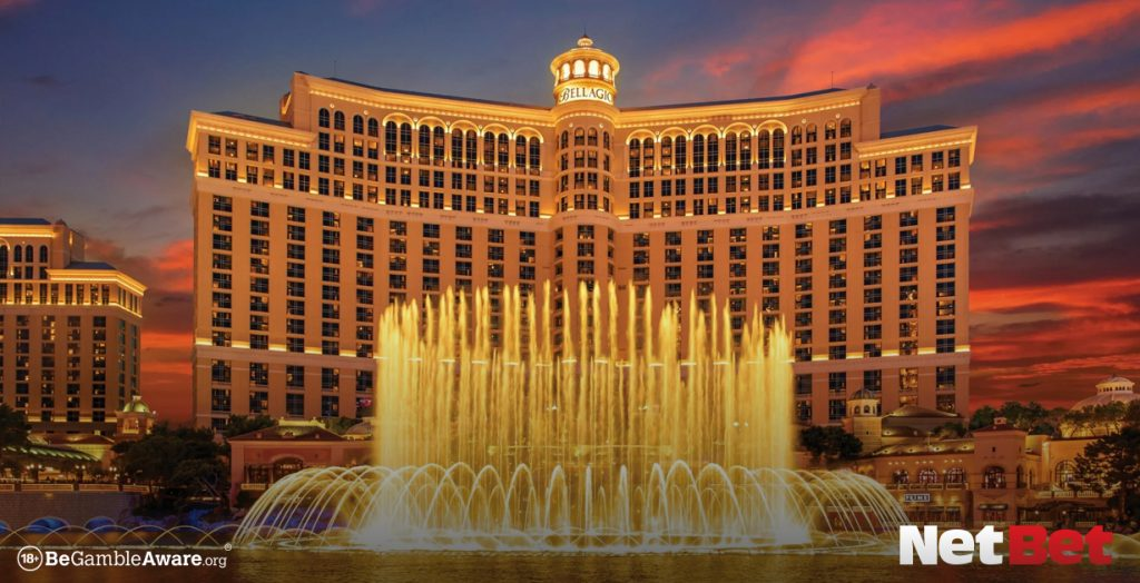 The Bellagio is the setting for many casino movies