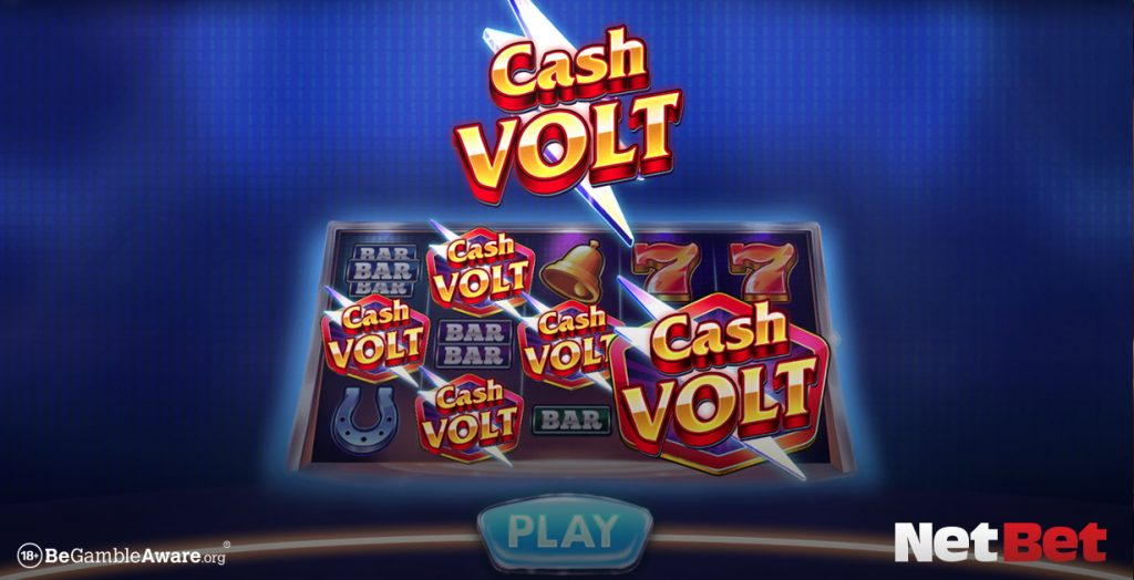 Cash Volt game review by NetBet Casino