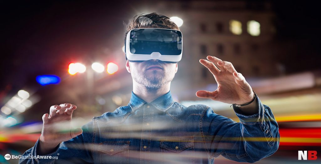 virtual reality technology in casinos